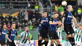 Europa League: bene Inter e Napoli, ko Lazio