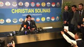"""Sardegna, Solinas: """"Io candidato senza volto? Il Partito sardo d'Azione ha più che raddoppiato i propri voti"""""""
