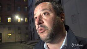 """Salvini: """"Questa pseudo nave ha messo a rischio le vite dei migranti"""""""