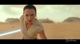 """Star Wars, presentato il nono film: si intitola """"The Rise of Skywalker"""""""