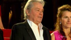 Cannes, premio alla carriera per Alain Delon