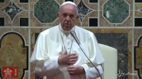 """Casal Bruciato, Papa Francesco ai Rom: """"Prego e soffro per voi"""""""