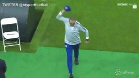 Lite Higuain-Luiz: Sarri furioso lascia l'allenamento