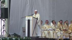 Papa Francesco beatifica sette martiri romeni