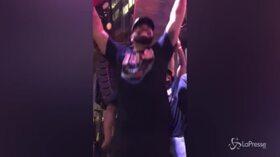Toronto campione Nba, festeggia anche il super-tifoso Drake