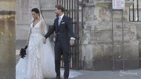 Spagna, matrimonio 'galactico' per Sergio Ramos