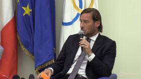 """Totti lascia la Roma: """"Oggi potevo anche morire"""""""