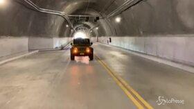 Colombia, inaugurato a Medellin il tunnel più lungo dell'America Latina