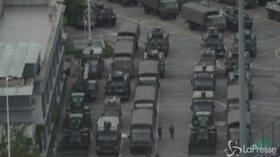Hong Kong, alta tensione per l'11mo weekend di proteste