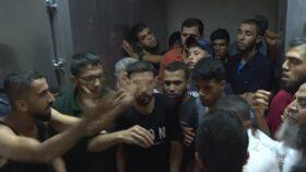 Gaza, tre palestinesi uccisi dall'esercito israeliano