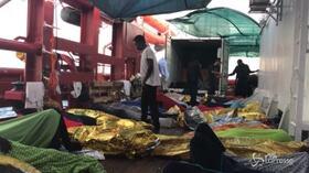 Open Arms, il comandante apre all'ipotesi di sbarcare i migranti a Minorca