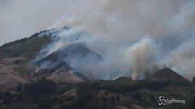 Spagna, incendi a Gran Canaria: evacuate 5mila persone