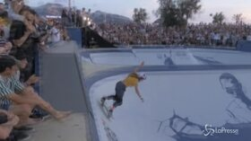 Red Bull Bowl Rippers, le acrobazie degli skater esaltano il pubblico