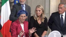 """Consultazioni, Bonino: """"Abbiamo bisogno di un governo autorevole del fare ma anche del disfare"""""""