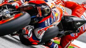 MotoGP, Marquez in pole position a Silverstone