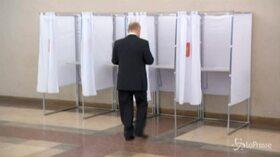 Elezioni locali in Russia, il voto di Putin