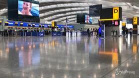 Sciopero British Airways, deserto lo scalo londinese di Heathrow