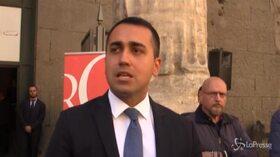 """Regionali, Di Maio: """"Alleanza con il Pd non è all'ordine del giorno"""""""