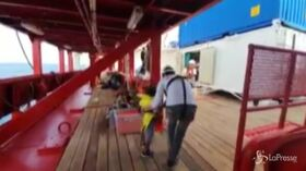 Migranti: 48 naufraghi salvati dalla Ocean Viking, diversi i minori