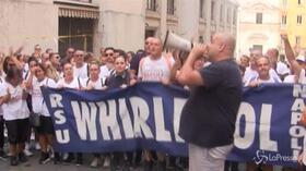Whirlpool: tensione al Mise, la rabbia dei lavoratori di Napoli