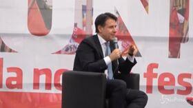 """Festa LeU, Conte: """"Scissione di Renzi era nell'aria"""""""