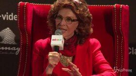 Cinema: Sofia Loren compie 85 anni