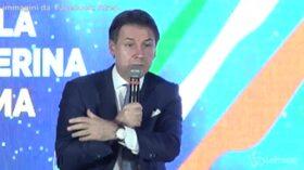"""Conte: """"La Lega di Salvini è isolata nell'Unione Europea"""""""