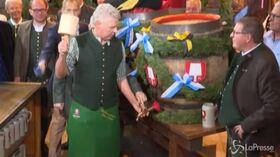 Al via la 186a edizione dell'Oktoberfest
