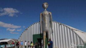 Area 51: la marcia pacifica in cerca di alieni è stata un flop