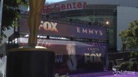 Emmy Awards 2019, a Los Angeles gli ultimi preparativi per i premi della Tv