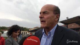 """Bersani: """"Abbattere il muro tra gli elettorati di Pd e M5S"""""""