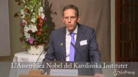 Premio Nobel per la medicina a William Kaelin, Gregg Semenza e Peter Ratcliffe