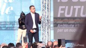 """Italia 5 Stelle, Di Maio: """"Noi ago della bilancia per i prossimi 10 anni"""""""