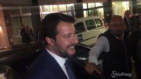 """Salvini: """"Con Renzi dibattito civile, sono soddisfatto. Prossimo confronto con 'Giuseppi'"""""""
