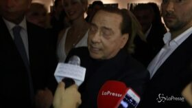 """Berlusconi: """"Il 19 in piazza anche io, no a un Paese dove se stai antipatico al potere vai in carcere"""""""