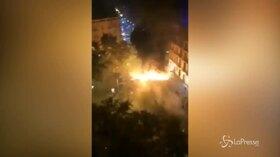Indipendentisti in piazza, Barcellona a ferro e fuoco