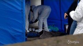 Clochard trovato morto a Linate: aveva mani e piedi legati