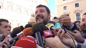 """Umbria, Salvini: """"Sarà primo ceffone a governo, vittoria sarà inizio percorso"""""""