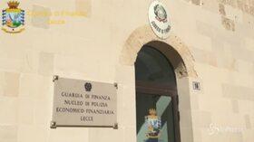Lecce, infiltrazioni Sacra Corona Unita in slot machine: sequestro beni per 12 mln