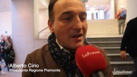 """Asti-Cuneo, Cirio: """"Mercoledì a Bruxelles per avere risposte che da Roma non ho"""""""
