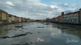 Maltempo: fiumi in piena e allagamenti in tutta Italia