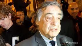 "Sindaco Palermo canta Bella Ciao con le Sardine: ""Palermo antifascista"""