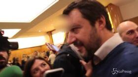 """Salvini: """"Nutella? Posso chiedere che usino più zucchero e nocciole italiane?"""""""