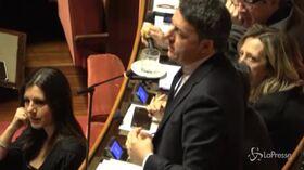 """Open, Renzi cita Aldo Moro: """"Non ci lasceremo processare nelle piazze"""""""