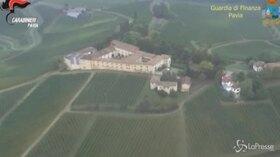 Pavia, falso vino doc: 5 arresti
