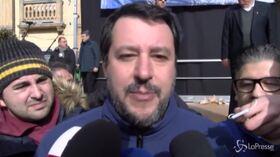 """Regionali, Salvini in Calabria: """"Domenica arriva il giorno del cambiamento"""""""
