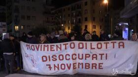 """Suppletive 2020, a Napoli manifestazione """"Disoccupati 7 novembre"""""""