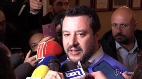 "Regionali Campania, Salvini: ""Dopo i De Magistris e i De Luca c'è tanto da fare"""